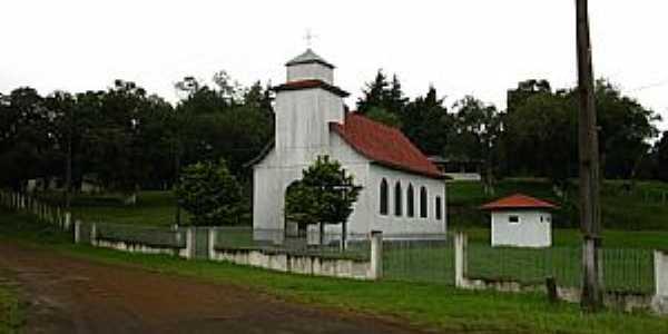 Rio das Pedras-PR-Igreja da Comunidade-Foto:Loivinho França