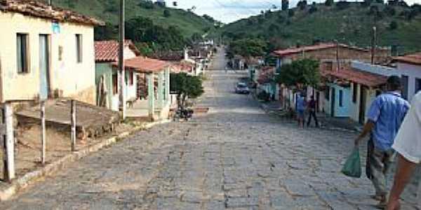 Iguaibi-BA-Centro do Distrito-Foto:guaraciabense