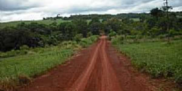 Estrada de Rio Verde-Foto:JSCP