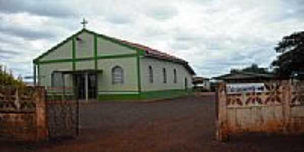Igreja estrada de Rio Verde-Foto:JSCP
