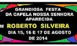 Roberto Silveira - Roberto Silveira-PR-Festa de N.Sra.Aparecida-Foto:facebook.com/distritoroberto.silveira