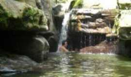 Rosário do Ivaí - Cachoeira Rio Campíneiro, Por ILTON SHIGUEMI KURODA