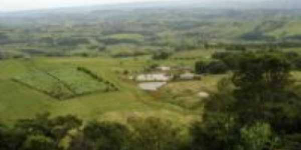 Vista Panor�mica Ros�rio do Ivai, Por ILTON SHIGUEMI KURODA