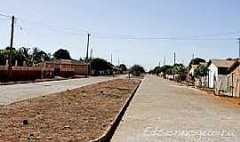 Iguira - Iguira-BA-Avenida principal-Foto:Edsonnogueira