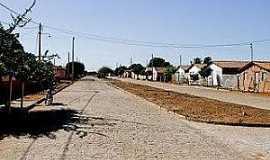 Iguira - Iguira-BA-Avenida principal-Foto:Wikimapia
