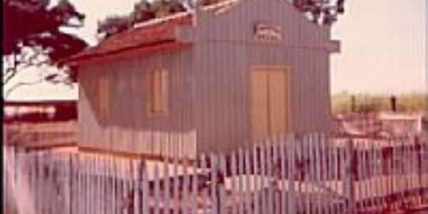 Igreja da Congregação Cristã do Brasil em Sabáudia-Foto:Congregação Cristã.NET