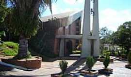 Salto do Itararé - Igreja de Santo Antonio por Erico Piovesan