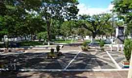 Salto do Itararé - Praça de Salto do Itararé por Erico Piovesan