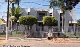 Salto do Itararé - Prefeitura Municipal de Salto do Itararé-Foto:Aparecido Ferraz