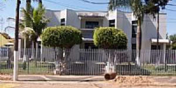 Prefeitura Municipal de Salto do Itararé-Foto:Aparecido Ferraz