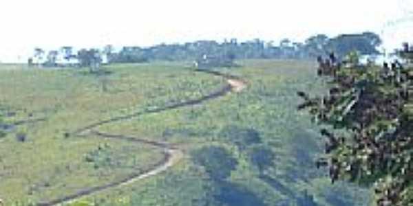 Serra em Salto do Itararé por Mauber