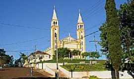 Santa Am�lia - Igreja de S�o Jos�-Foto:luiz carlos dela bel�