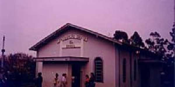 Igreja da Congregação Cristã do Brasil em Santa Amélia-Foto:Congregação Cristã.NET