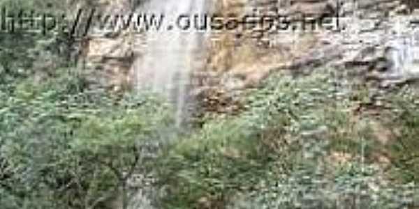 Cachoeira-Foto:panoramio