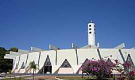 Santa Cruz de Monte Castelo - Igreja Matriz foto Vicente A. Queiroz