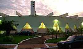 Santa Cruz de Monte Castelo - Igreja Matriz de Santa Cruz de Monte Castelo por infotecnett