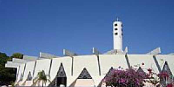 Igreja Matriz foto Vicente A. Queiroz