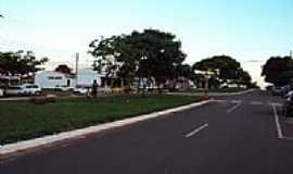 Santa Eliza - Av.Brasil-Foto:Ivo Razaboni