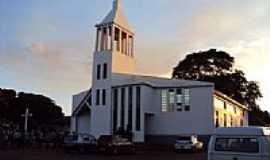 Santa Eliza - Igreja-Foto:Ivo Razaboni