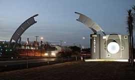 Santa Fé - Portal da cidade de Santa Fé