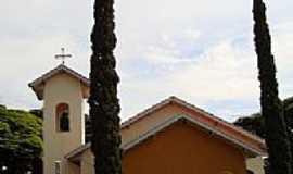 Santa Fé - Capela de Santa Luzia-Foto:Eder Tomasella