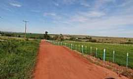 Santa Fé - Santa Fé-PR-Estrada de terra em área rural-Foto:adauto sanches