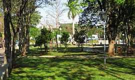 Santa Helena - Santa Helena-PR-Praça Anchieta-Foto:Ricardo Mercadante
