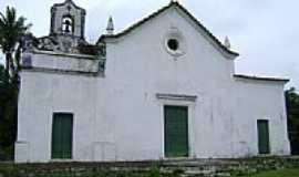 Ilha de Mar� - Igreja de N.Sra.das Neves na Ilha da Mar�-BA-Foto:marco antonio ramos