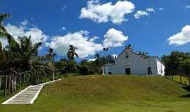 Ilha de Maré - A igreja de Nossa Senhora das Neves em Ilha de Maré - BA