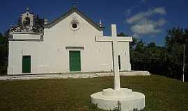 Ilha de Mar� - Ilha da Mar�-BA-Igreja de N.Sra. das Neves-Foto:Brisa Maria