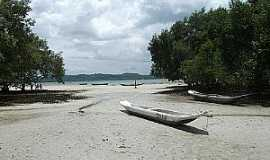 Ilha de Maré - Ilha da Maré-BA-Praia das Neves-Foto:Brisa Maria