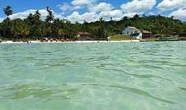 Ilha de Maré - Praia das Neves em Ilha de Maré - BA