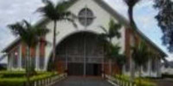 Igreja Católica- Matriz , Por Leodete Starck