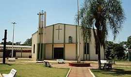 Santa Luzia da Alvorada - Santa Luzia da Alvorada-PR-Paróquia de Santa Luzia-Foto:Caveira
