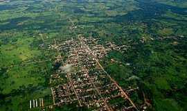 Santa Luzia da Alvorada - Santa Luzia da Alvorada-PR-Vista aérea da cidade e região-Foto:mapio.net