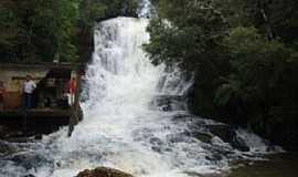 Santa Maria do Oeste - Cachoeira Ouro Verde