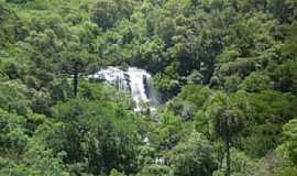 Santa Maria do Oeste - Cachoeira Barão Santo Antonio
