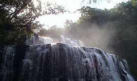 Santa Maria do Oeste - Cachoeira Santo Antonio