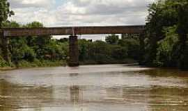 Santa Mariana - Ponte Rio Laranjinha  Trem por rwerneck