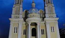 Ilhéus - Catedral de São Sebastião em Ilhéus-BA-Foto:Caio Graco Machado