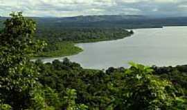 Ilh�us - Lagoa Encantada vista do Mirante em Ilh�us-BA-Foto:Caio Graco Machado