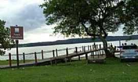 Ilh�us - Pier na Lagoa Encantada em Ilh�us-BA-Foto:Caio Graco Machado