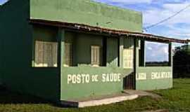 Ilhéus - Posto de Saúde de Lagoa Encantada em Ilhéus-BA-Foto:Caio Graco Machado
