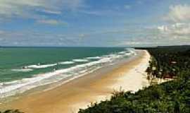 Ilhéus - Vista da praia de Ilhéus-BA-Foto:Caio Graco Machado