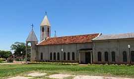 Santa Mônica - Igreja Matriz de Santa Mônica - PR