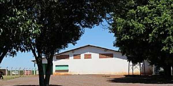 Santa Rita-PR-Salão da Capela-Foto:Ricardo Mercadante