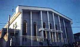 Santo Ant�nio da Platina - Igreja da Congrega��o Crist� do Brasil em Santo Ant�nio da Platina-Foto:Congrega��o Crist�.NET