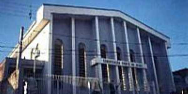Igreja da Congregação Cristã do Brasil em Santo Antônio da Platina-Foto:Congregação Cristã.NET