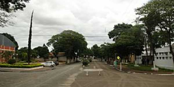 Imagens da cidade de Santo Antônio de Caiuá - PR