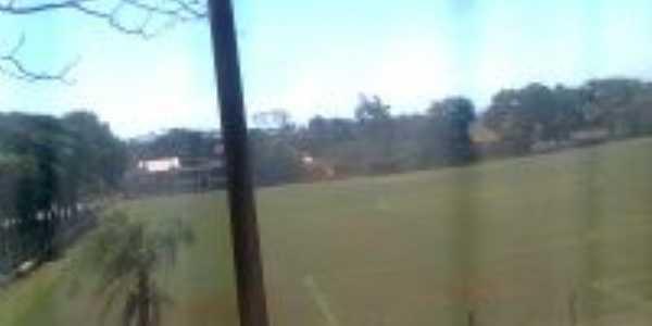 Santo Antônio do Paraiso-PR-Campo de Futebol-Foto:Antônio